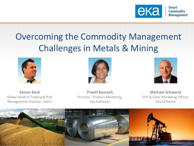 global risk management in mining Iqbaljit s kahlon pietro veronesi vale global risk management in mining1 july 3, 2011 it is mid 2010 and pedro zinner, global head of corporate risk management of.