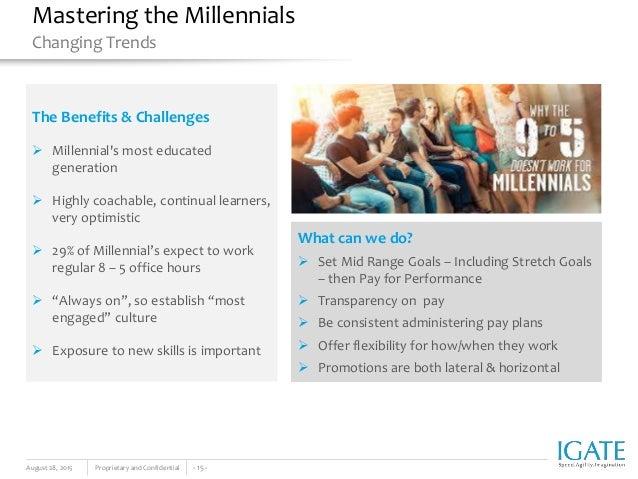 Bridging the Training Gap between a Multi-Generational ...