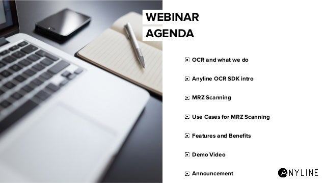 Anyline Webinar Optimize Your Business Workflow With Travel Document