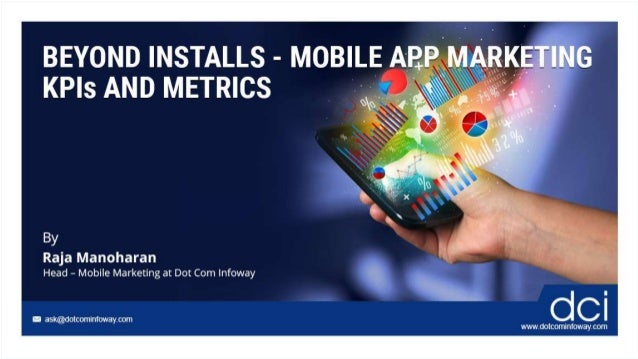 "Webinar on ""Mobile App Marketing KPIs and Metrics"""