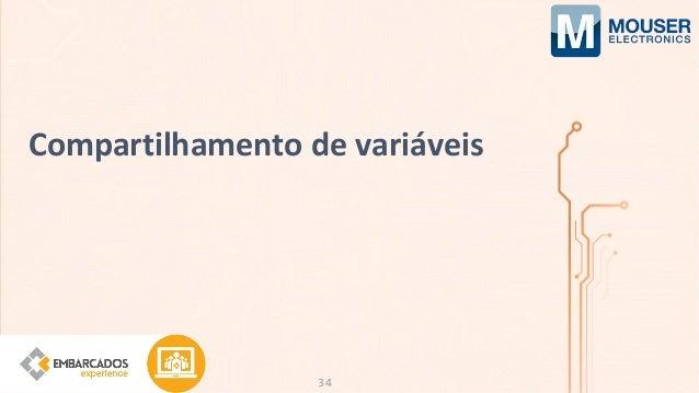 Compartilhamento de variáveis 34