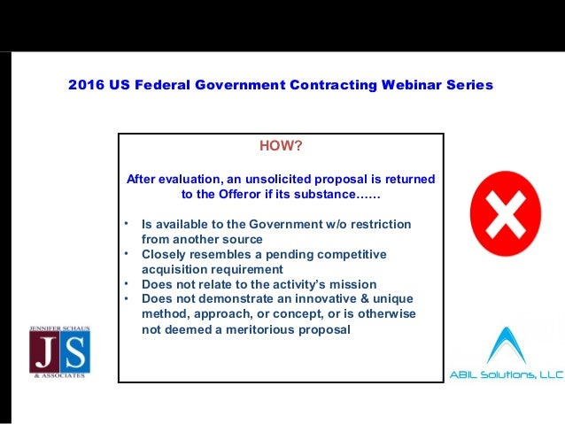 socioeconomics of government contracting The federal acquisition regulation (far) contains the uniform policies and  procedures for acquisitions by executive agencies of the federal government.