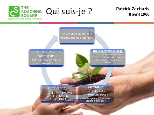 """ICF Synergie : """"Communiquer de façon directe en toute bienveillance"""" de Patrick Zacharis - SLIDEs Slide 3"""