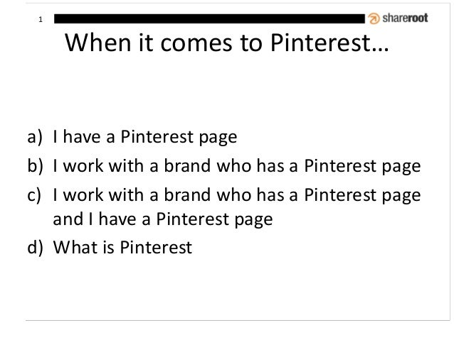 Pin for the Win: How to Market Your Brand on Pinterest Slide 2