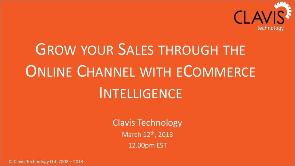 Clavis Technology eCommerce Insight