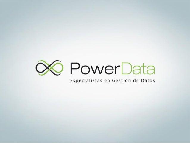 Principales retos en la integración de Informatica Cloud con Salesforce Marcos Frias Hermann mfrias@powerdataam.com Buenos...