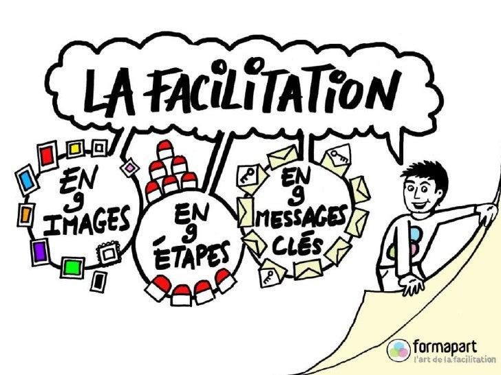 Support webinar de présentation de la facilitation