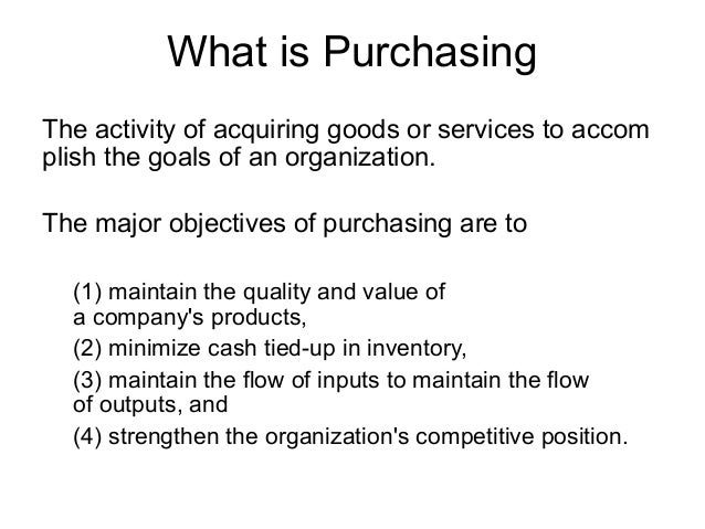 webinar purchasing and procurement what s the difference