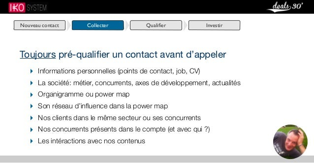 webinar qualification des prospects