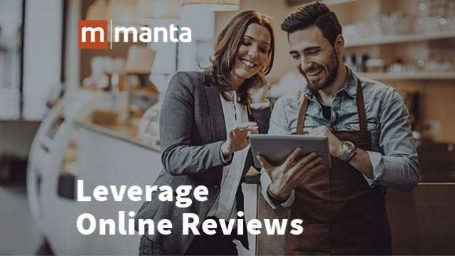 How to Leverage Online Reviews to Boost Sales Sponsored by