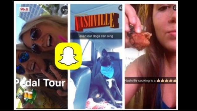 Live Marketing, Facebook Live, Periscope & Snapchat 2016
