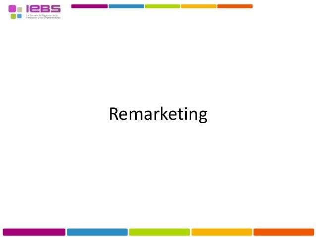 Tipos de Remarketing