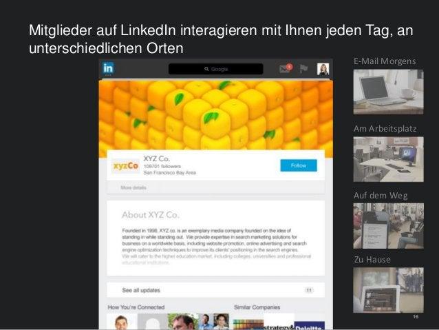 1616 E-Mail Morgens Auf dem Weg Zu Hause Am Arbeitsplatz Mitglieder auf LinkedIn interagieren mit Ihnen jeden Tag, an unte...
