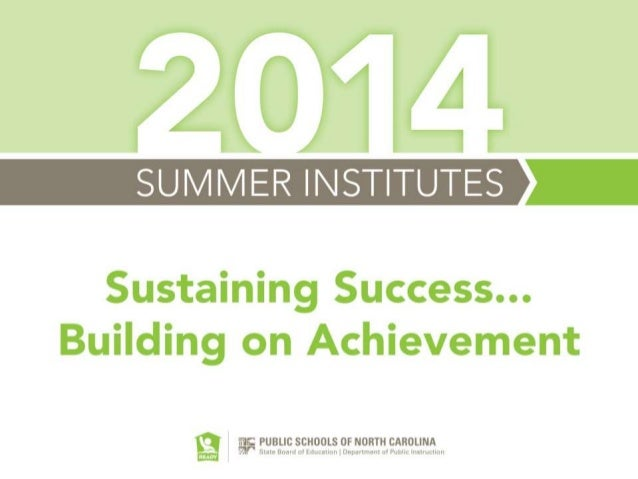 A message from our State Superintendent and a couple of friends about SI 2014