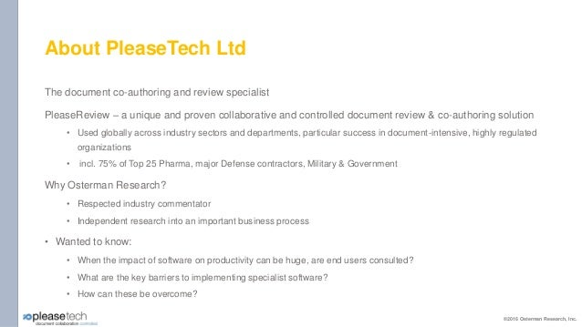 Building the business case for new software Slide 3