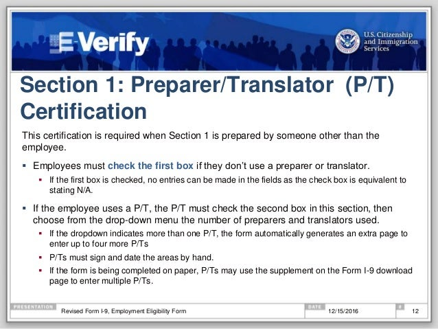 Everything You Need to Know About the New Form I-9