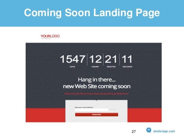 Coming Soon Landing Page landerapp.com27
