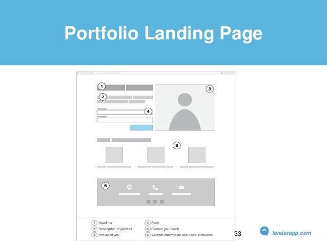 Portfolio Landing Page landerapp.com33