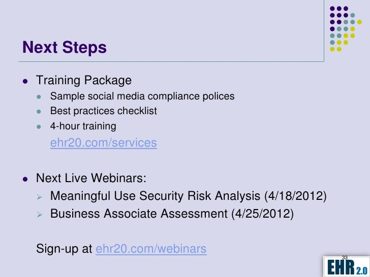 social media compliance for healthcare professionals