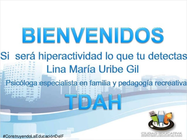 #ConstruyendoLaEducaciónDelF  uturo