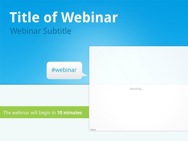 template, Presentation templates