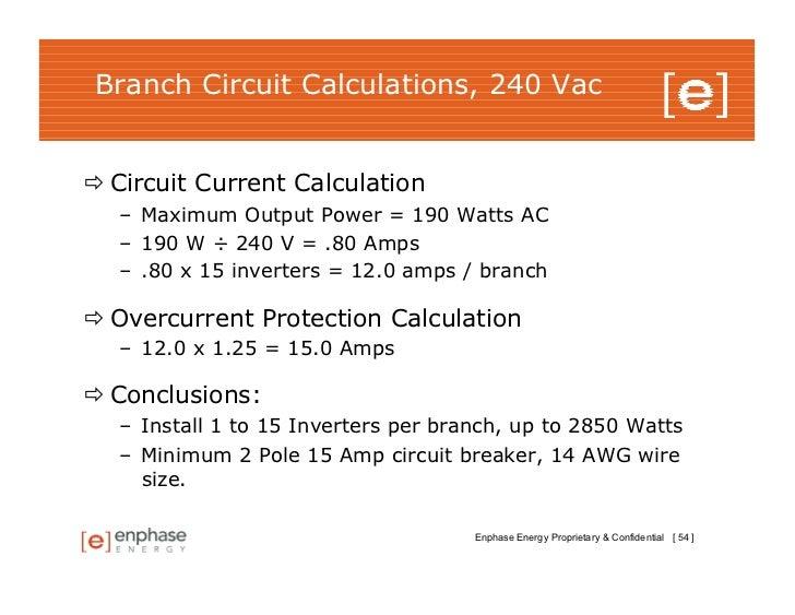 15 amp wire size dolgular webinar training 041609 greentooth Images