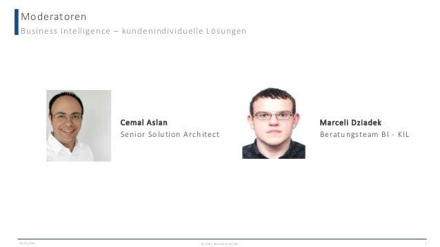 Flexibler und effizienter Planungsprozess mit der SAP Analytics Cloud am Beispiel von Werttreiberbäume Slide 2