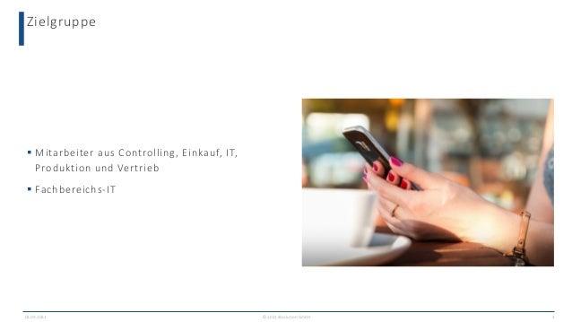 Flexibler und effizienter Planungsprozess mit der SAP Analytics Cloud am Beispiel von Werttreiberbäume Slide 3