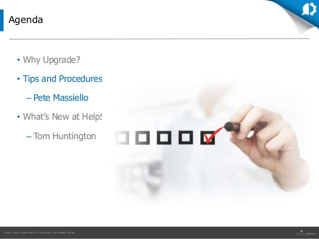 HelpSystems - How to Upgrade to IBM i 7 3