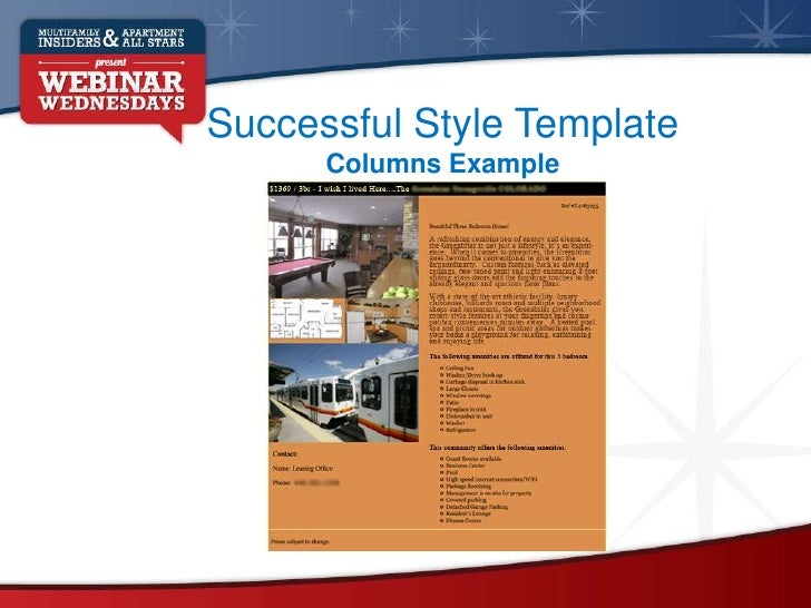 Craigslist masters class successful style template columns example pronofoot35fo Images