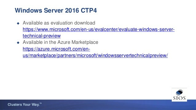 Webinar What every SQL Server DBA Needs to Know About Windows Server …
