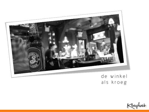 Webinar Winkelconcept
