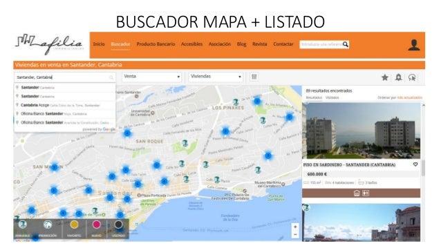BUSCADOR MAPA + LISTADO