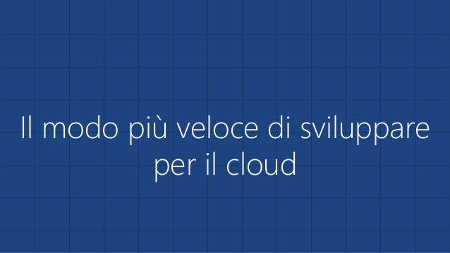Azure Web Apps: portare il tuo sito sul cloud Slide 3