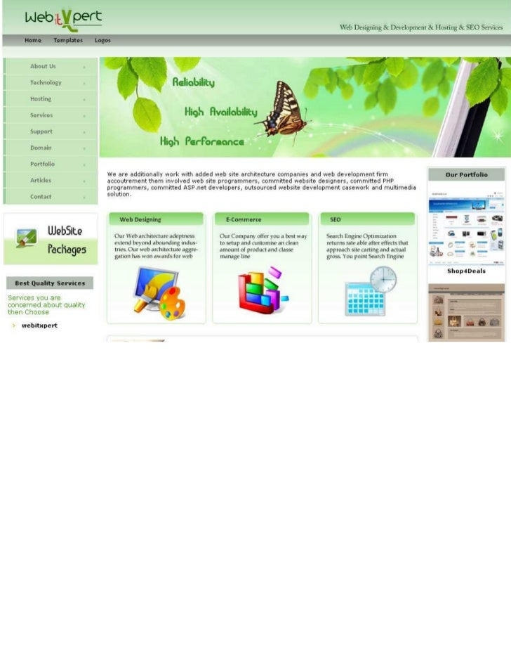 web designing, web development, custom designing, website design, seo services