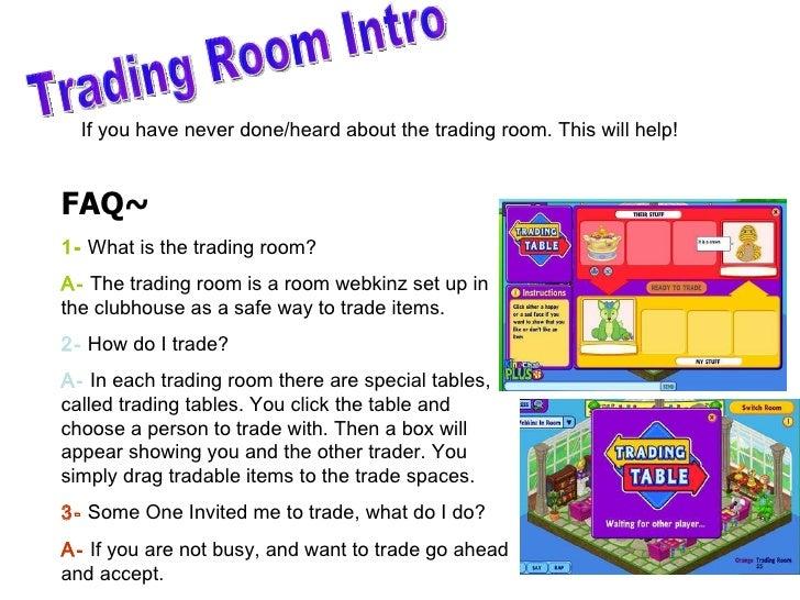 Webkinz show trading room sciox Choice Image