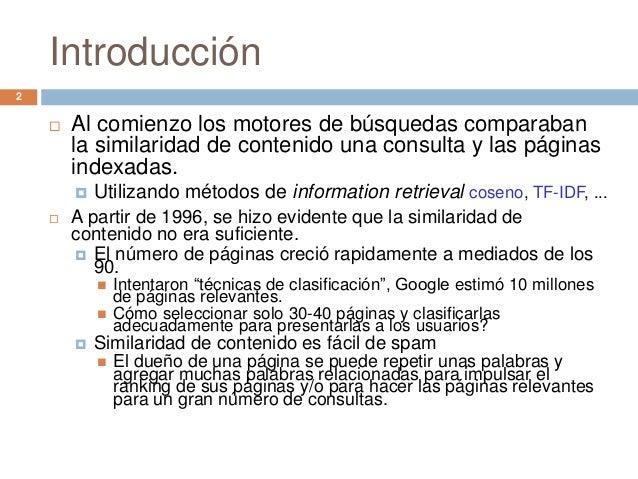Web Link Analysis Slide 2