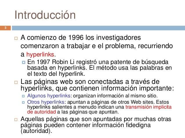 Web Link Analysis Slide 3
