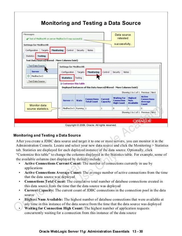 oracle weblogic 11g admin guide 2
