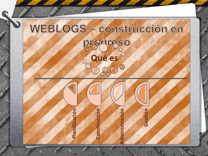 Planificación Construcción                  Qué esAdministración       Gestión