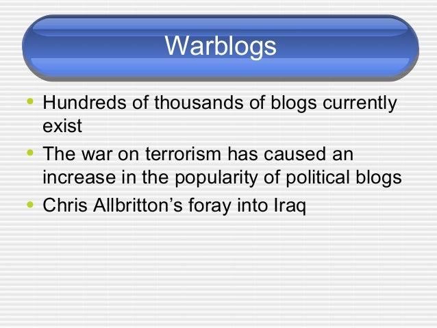 Weblogsethical Slide 2