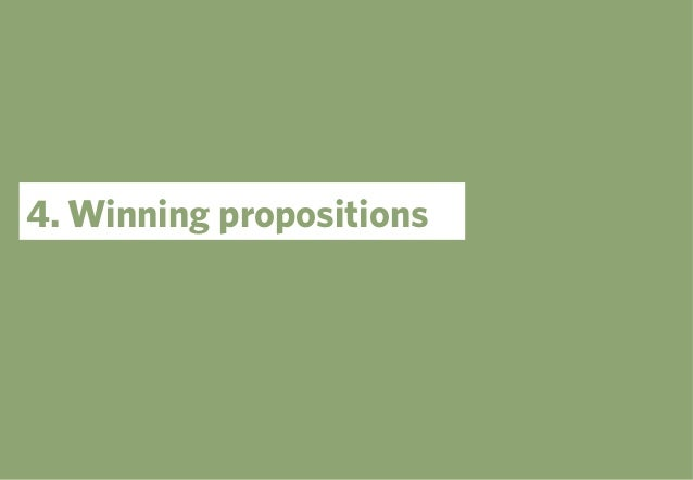 4. Winning propositions