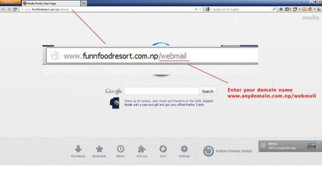 Pracas Infosys Webmail login