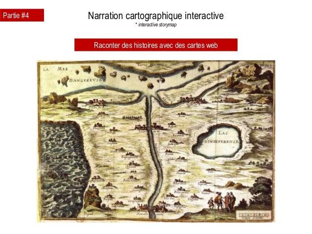 Narration cartographique interactive * interactive storymap Raconter des histoires avec des cartes web Partie #4