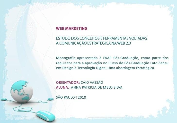 Monografia | Web Marketing Slide 3