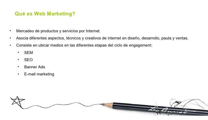 Web marketing s_class 12 Slide 3