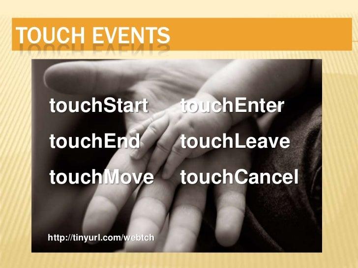 Touchenter Event Wpf