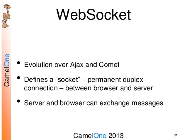 Messaging for Web and Mobile with Apache ActiveMQ