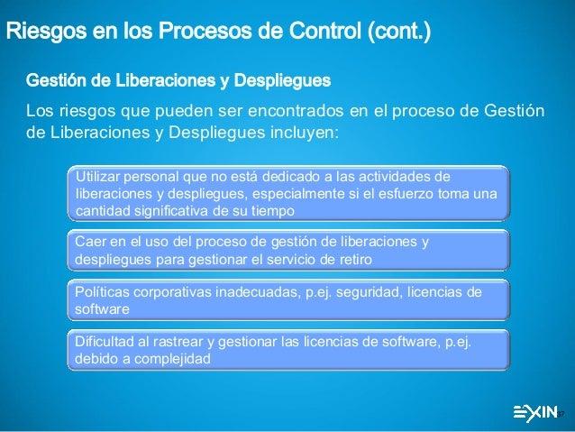 3 webinar 2 ed exin en castellano c mo evaluar for Diferencia entre licencia de apertura y licencia de actividad