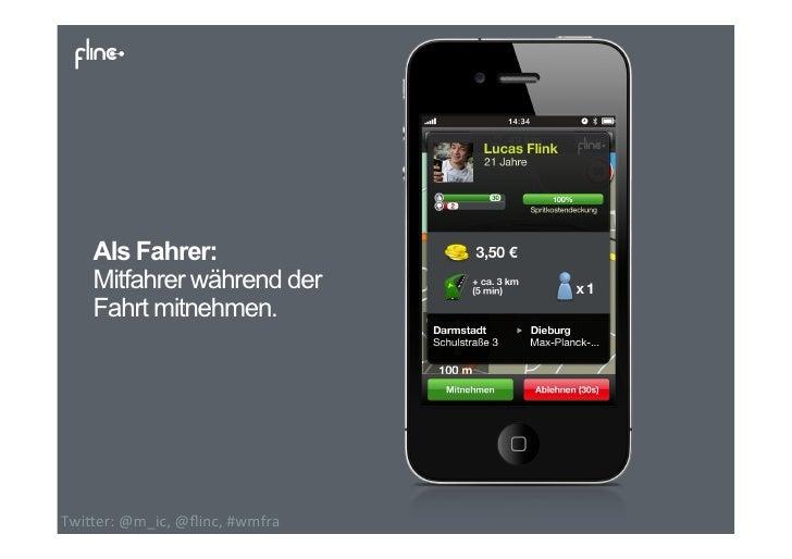 Weltneuheit.   Navigations-Integration.   Ortsunabhängig.   Spontan oder langfristig.   Kurz- und Langstrecken.   Web, App...